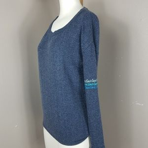 Chaser Love Knit Long Sleeve Shirt NWT